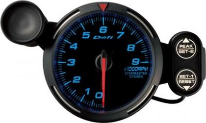 Defi RACER 80mm Tachometer Gauge