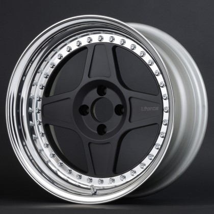 iForce FD-40S 17x9 Wheel