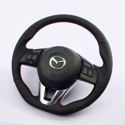 KenStyle Replacement Steering Wheel for 2013+ Mazda6 (Atenza)