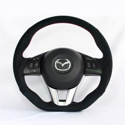 KenStyle (Type-1) Steering Wheel for 2015+ Mazda CX-3