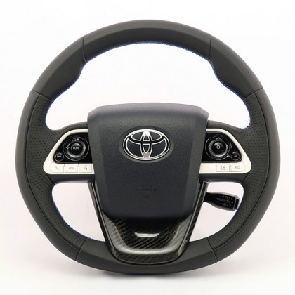 KenStyle Type-1 Steering Wheel for 2016+ Toyota Prius
