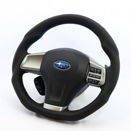 KenStyle Type-A Steering Wheel for 2011-2016 Subaru Impreza