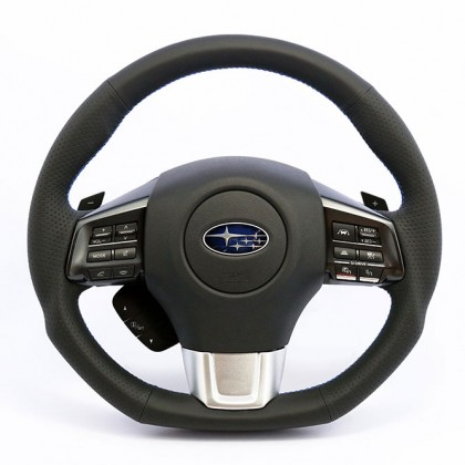 KenStyle B-Type Steering Wheel for 2014+ Subaru WRX STi