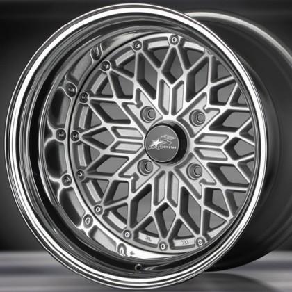 Glow Star Wheels MS-SC 15x9.5 (4x114.3 & 4x100)