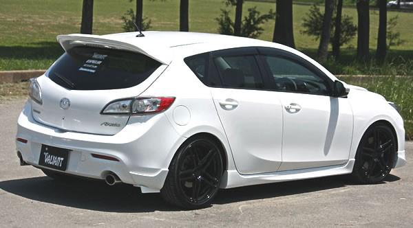 Bmw Mini Cooper >> Garage Vary Rear Side Diffusers Mazdaspeed 3/Axela 2010-2013 | motiveJAPAN