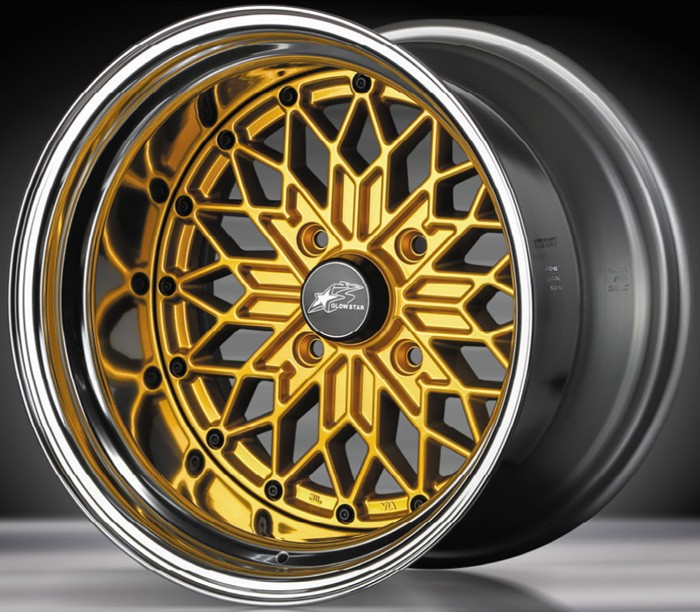 Glow Star Wheels Ms G 15x8 4x114 3 Amp 4x100 Motivejapan