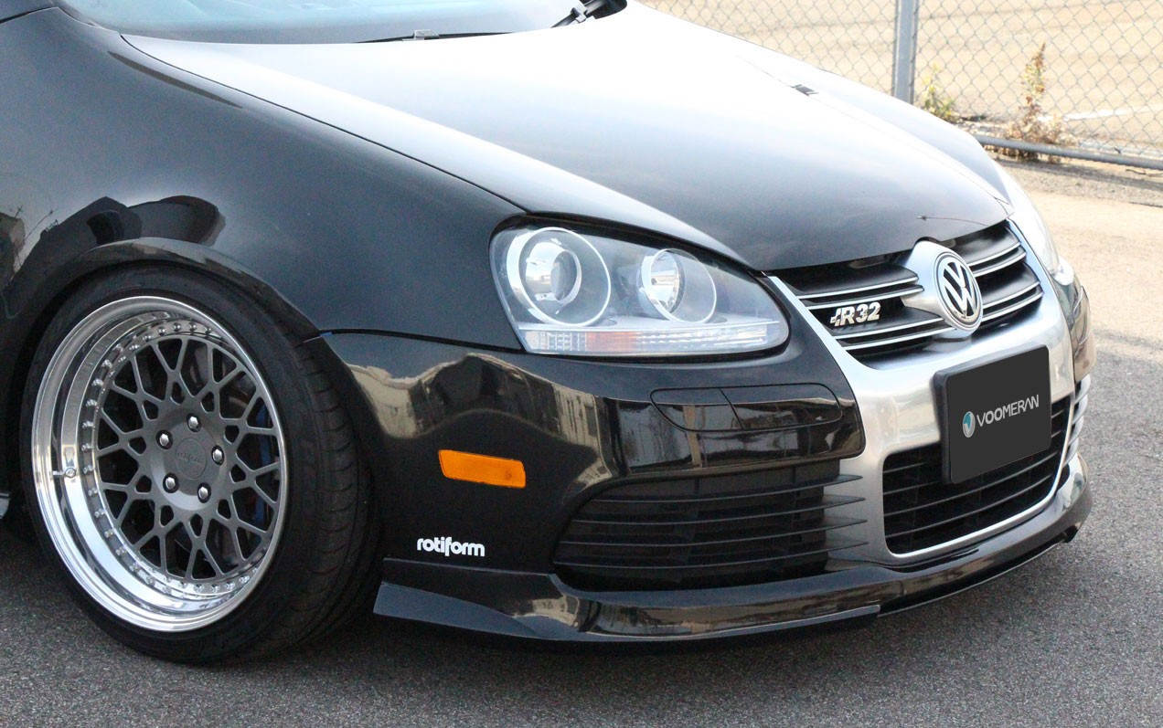 Voomerman Front Lip Spoiler VW Golf R32 MK5 | motiveJAPAN